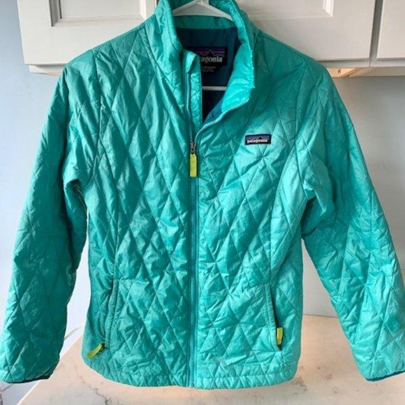 Patagonia Girls Nano Puffer Jacket